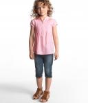 Джинсовые капри - Джинсовые капри  на 5-6 лет, на 6-7 лет